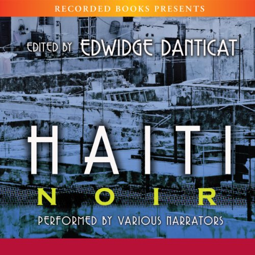 Haiti Noir audiobook cover art