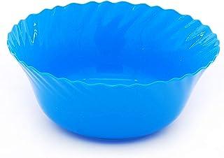Mintra BPA Free Plastic Dinner Bowl - Blue