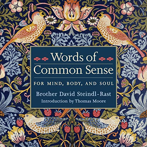 Words of Common Sense cover art