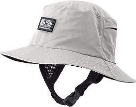 Ocean & Earth Mens Bingin Soft Peak Grey Bucket Surf Hat - Large - 59cm