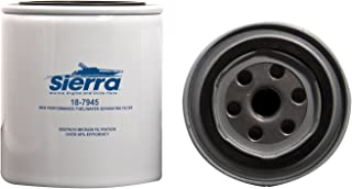 Marine Oil Filter Replaces OMC 502902 Sierra 18-7824 7824-1 7824-2 Crusader 201104 Mercury 35-802885Q / 35-866340K01 Volvo 835440-9 & others