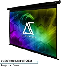 Best electric projection screen Reviews