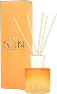 NIVEA Sun Parfum d'ambiance, Diffuseur de Parfum aux Notes incontournables de crème Solaire Sun, Parfum d'intérieur avec b...