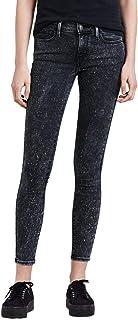 Calça Jeans Levis 710 Super Skinny Feminino Escura
