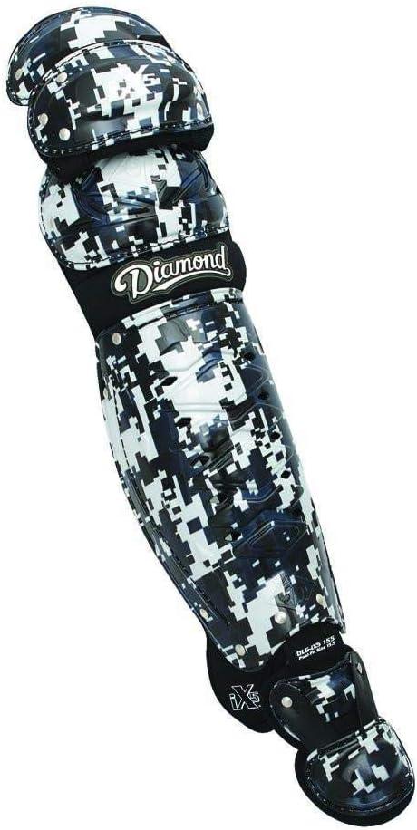 Diamond Max 40% OFF iX5 Baseball Low price Guards Leg Catcher's