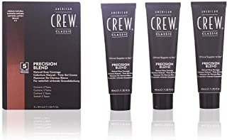 American Crew Precision Blend Hair Dyes 3x 40ml Mednatural
