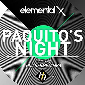 Paquito's Night