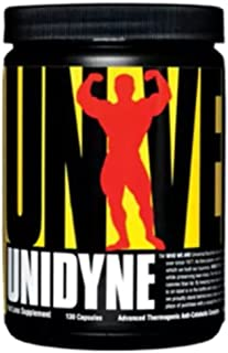Universal Nutrition Unidyne, 130 Count