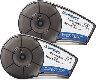 MarkDomain Compatible M21-500-595-WT 0.5