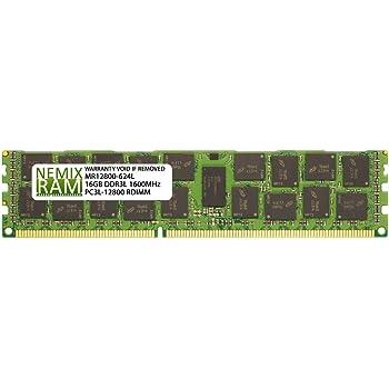 NEMIX RAM 32GB DDR4-2933 2Rx4 ECC RDIMM Memory for SUPERMICRO SuperStorage Servers