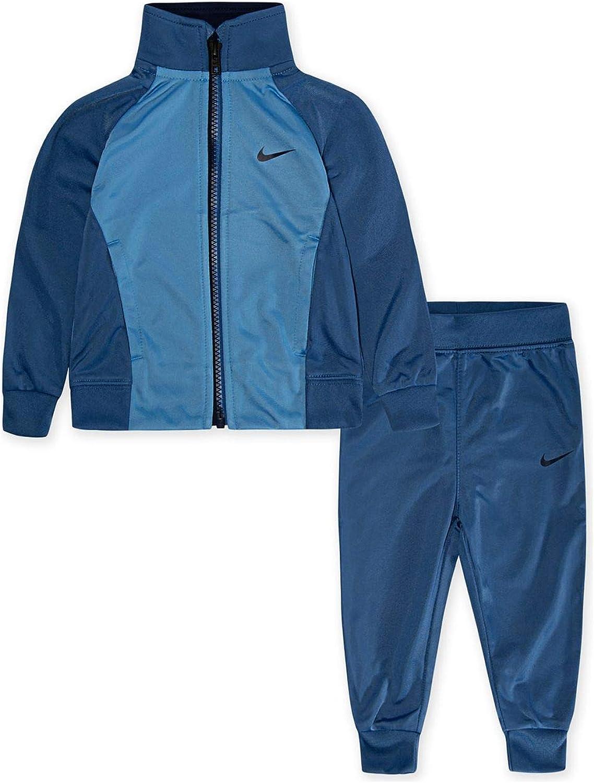 Nike Boy`s Futura Tricot Jacket and Pants 2 Piece Set