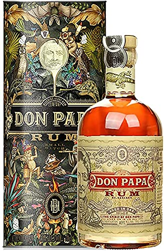 RUM DON PAPA COSMIC MT.KANLAND LIMITED EDITION 70CL IN ASTUCCIO