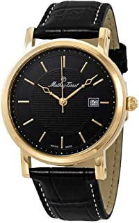 Mathey-Tissot City Black Dial Men's Watch HB611251PN