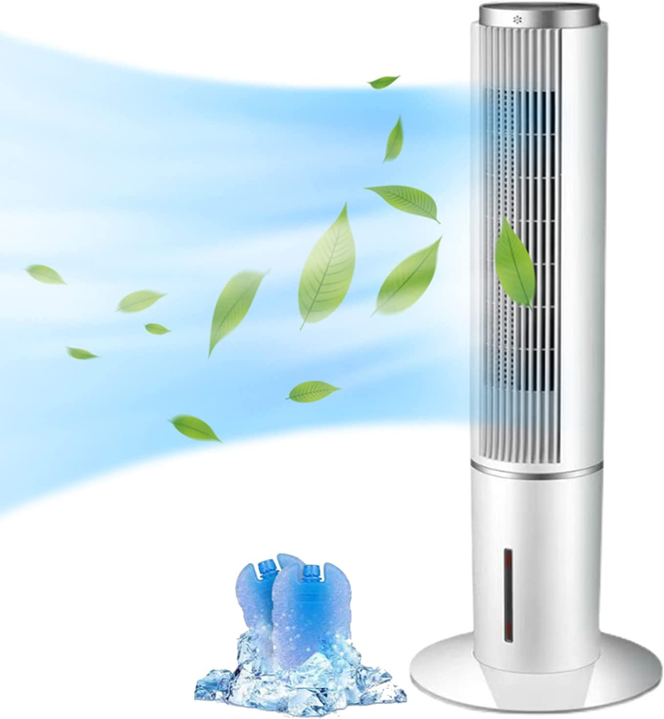 Detroit Mall SHPEHP 41.7-inch Oscillating Tower Fan 2021 with 80W M Ultra-Powerful