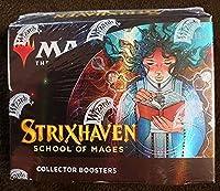 MTG ストリクスヘイヴン:魔法学院 コレクターブースター 英語版