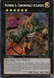 Yu-Gi-Oh! - Number 6: Chronomaly Atlandis (REDU-EN092) - Return of The Duelist - 1st Edition - Secret Rare