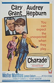 Best charade movie poster Reviews
