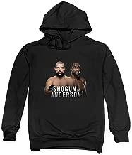 Men's Fight Night Shogun Vs Henderson Poster Pullover Cool