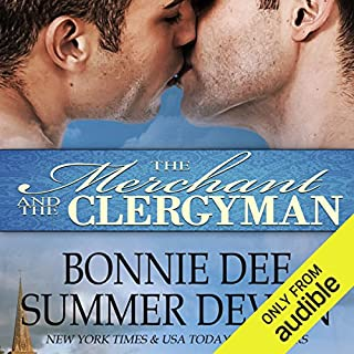 The Merchant and the Clergyman                   By:                                                                                                                                 Bonnie Dee,                                                                                        Summer Devon                               Narrated by:                                                                                                                                 Noah Michael Levine                      Length: 6 hrs and 39 mins     1 rating     Overall 1.0