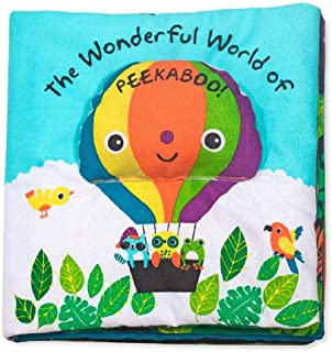 Melissa & Doug The Wonderful World of Peekaboo! Activity Book
