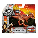 "Jurassic World Fallen Kingdom Stygimoloch ""Stiggy"" Dinosaur Posable Figure 6"" Battle Damaged"