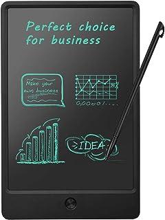 NEWYESワードパッド、10.5インチLCDライティングボード、グラフィックタブレットライティングボード、デジタルライティングボード、ペーパーレスライティングボード、子供の学校の落書き絵メモ