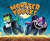 Monster Trucks Board Book