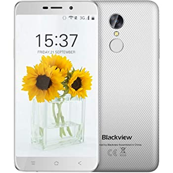 Blackview A10 Smartphone Libre Android 7.0 (5.0 HD IPS, 16GB ROM ...