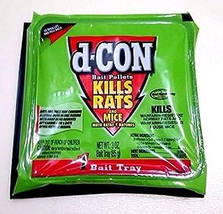 D-Con Rat & Mouse Bait Pellets - D-Con Bait Pellets (1