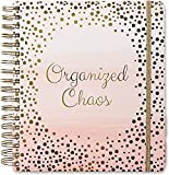 2021-2023 Organized Chaos, 18 Month Large Daily Planners/Calendars: Votum Planners with Monthly, Weekly and Daily Views - Personal Planner Notebook for Work or Home (August 2021 - January 2023)