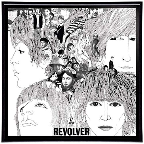 The Beatles Revolver Framed 12