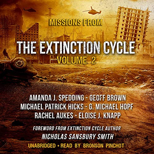 Missions from the Extinction Cycle, Vol. 2 cover art