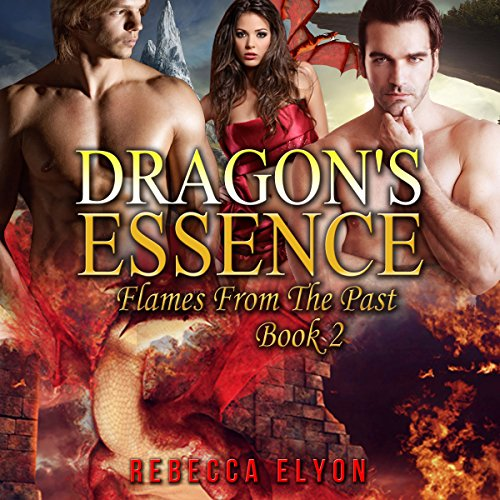 Dragon's Essence audiobook cover art