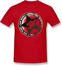 Rock Against Racism International Day for The Elimination of Racial Discrimination Men's Basic Short Sleeve T-Shirt