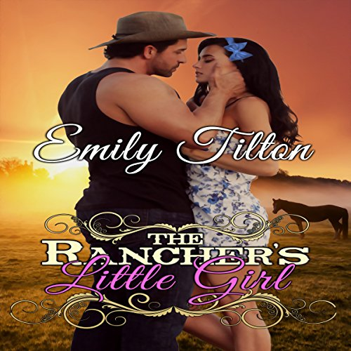 The Rancher's Little Girl audiobook cover art