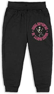 Easionerol Social Distortions Child Long Sweatpants Jogger Trousers
