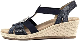 PLANET JoJo Cocoa Nubuck Womens Flat Sandals Summer Sandals