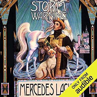 Storm Warning     Valdemar: The Mage Storms, Book 1              By:                                                                                                                                 Mercedes Lackey                               Narrated by:                                                                                                                                 David Ledoux                      Length: 17 hrs and 8 mins     369 ratings     Overall 4.5