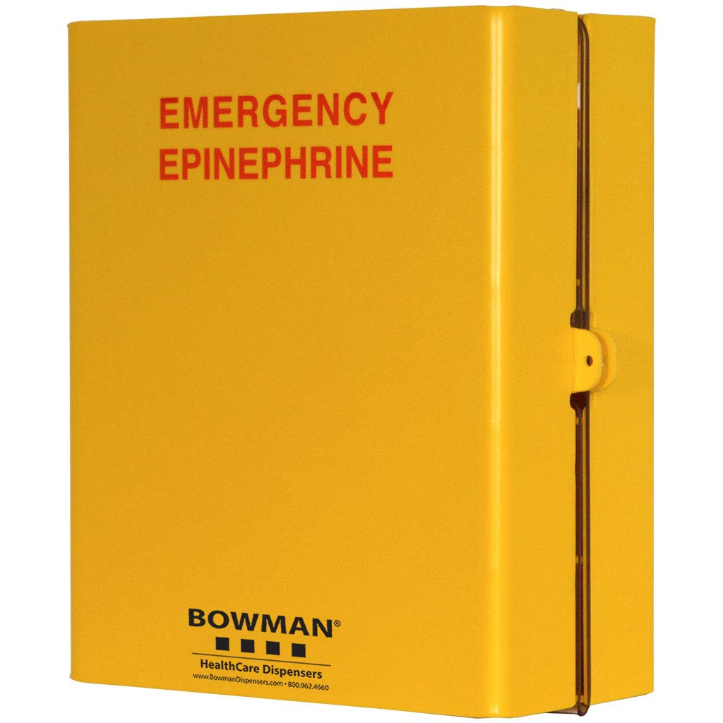 Epinephrine Injector Dispenser-10 10 cheap Holds Selling and selling Injectors