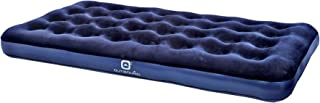 Outbound Air Mattresses | Inflatable Mattress Blow Up Bed | Portable Air-Bed for Camping | Repair Patch, Blue