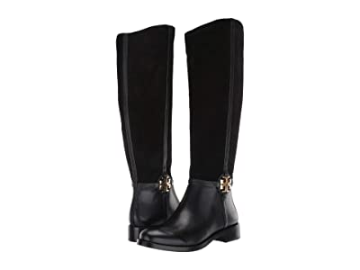 Tory Burch 25 mm Miller Boot (Perfect Black/Perfect Black) Women