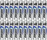 Energizer Ultimate Lithium AAA Size Batteries - 20 Pack, Model: EN-L92-20PK, Gadget und Electronics Store
