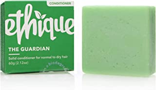 Ethique Eco-Friendly Solid Conditioner Bar for Normal-Dry Hair, Guardian - Sustainable Natural Conditioner, Plastic Free, ...