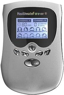 HealthmateForever Pm10Ab (blanco) masajeador Personal profesional inferior Lumbar trasera del cuerpo muscular dolor cuello hombros