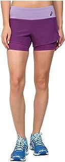 ASICS Women's Fit-Sana(tm) 2-N-1 Short