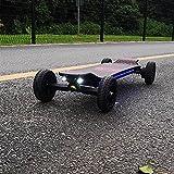 ECOMOBL ET All Terrain Electric Skateboards 30-35MPH Maximum Speed,...
