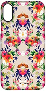Macmerise IPCIPXPMI0660 Floral Symmetry - Pro Case for iPhone X - Multicolor (Pack of1)