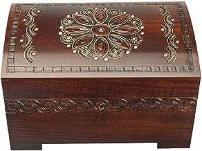 extra large wooden keepsake box