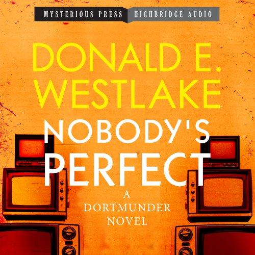 Nobody's Perfect audiobook cover art