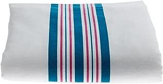 Medline Hospital Receiving Blankets, Baby Blankets, 100% Cotton Stripe, 3 Piece